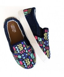 Slip on Boston Geometric 2